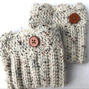 Handmade Boot Cuffs